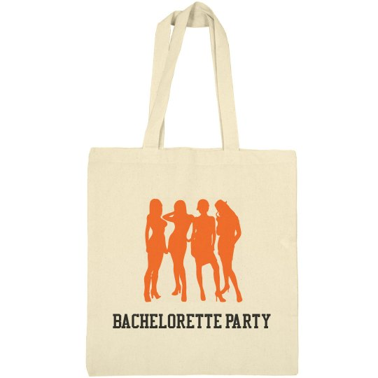 Bachelorette Party Tote