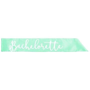 Bachelorette Sash For Parties