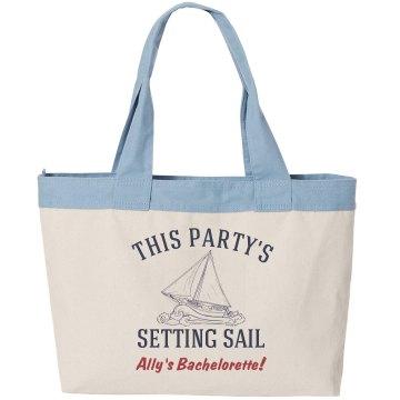 Bachelorette Set Sail