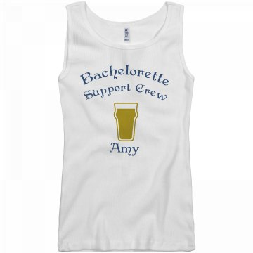 Bachelorette Support Crew