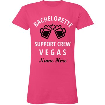 Bachelorette Support Crew