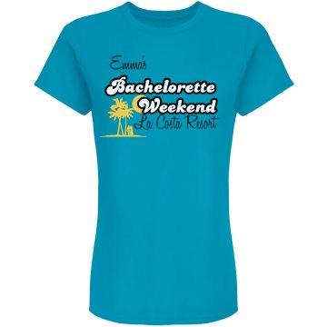 Bachelorette Weekend Tee