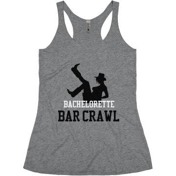 Bar Crawl for the Bachelorette