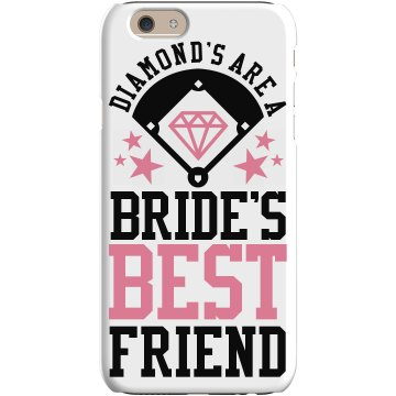 Baseball Diamonds Bride