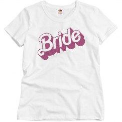 Bride Logo Graphic Tee
