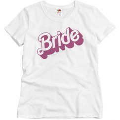 Bride Logo Graphic Tee