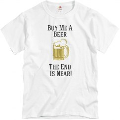 Buy Me A Beer Bachelor