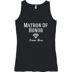 Matron of Honor Tank