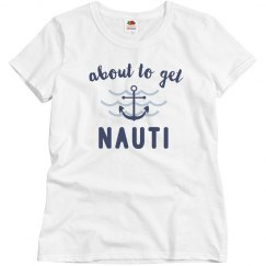 This Party Is About To Get Nauti