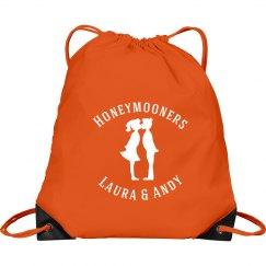 Honeymooners Drawstring Bag