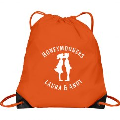 Honeymooners Drawstring Bag