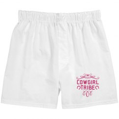 Cowgirl Tribe Boxer