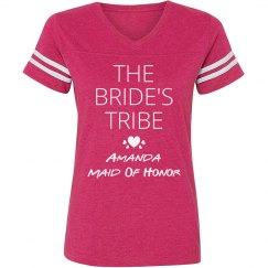 The Bride's Tribe Hearts