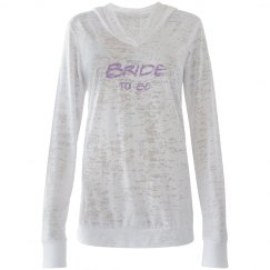Purple Bride To Be
