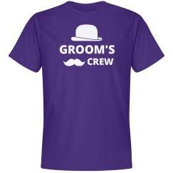 Groom's Crew Tshirt