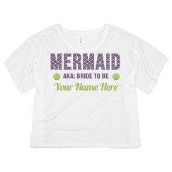 The Mermaid Bride To Be