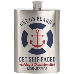 A Ship Faced Bachelorette