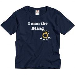 I man the bling