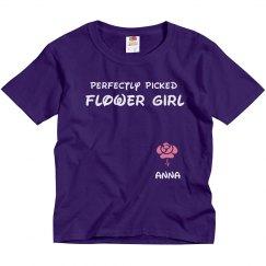 Flower Girl Anna