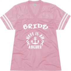 Anchor's Away--Bride