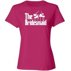 The Bridesmaid shirt