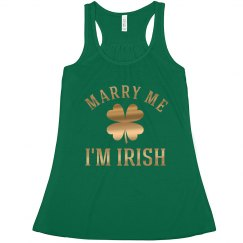 Marry Me I'm Irish