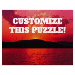 Customize This Jigsaw Puzzle