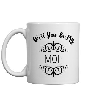 Be My Maid Of Honor Gift