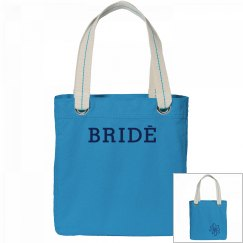 Flower Power Bride Tote