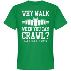 St Pattys Bachelor Design Groom