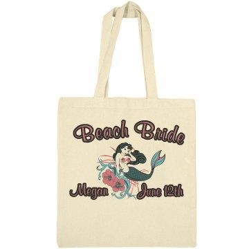 Beach Bride Bag