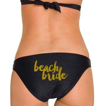 Beach Bride Bathing Suit Bottoms