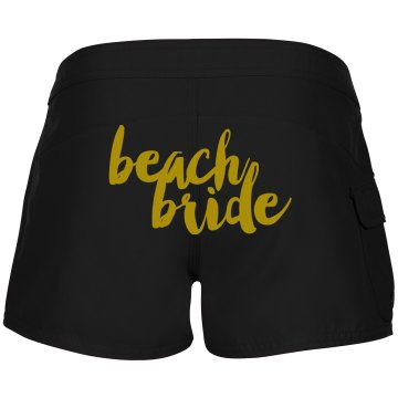 Beach Bride Boardshorts