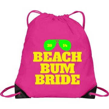 Beach Bum Bride