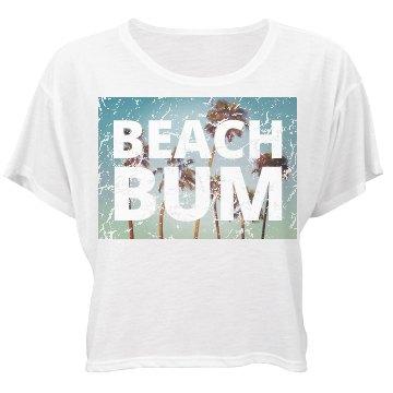 Beach Bumming It