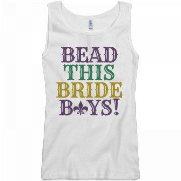 Bead The Bride Mardi Gras