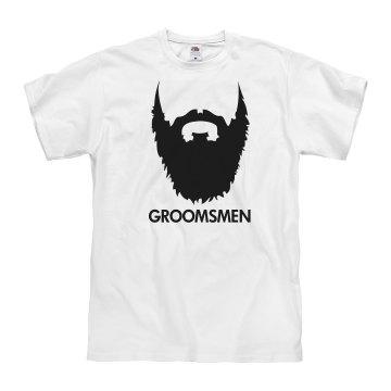 Bearded Bunch Groomsmen