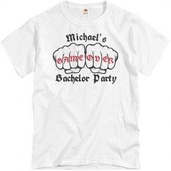 c64dda1a55 Custom Bachelor Party T-Shirts for the Boys