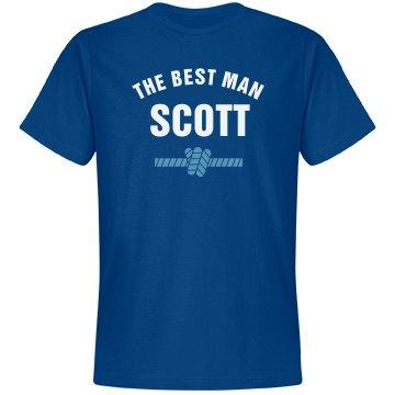 Best Man - Blue Knot