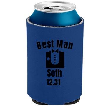 Best Man Can Cooler