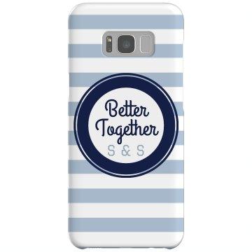 Better Together Custom Phone Case