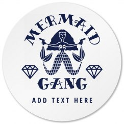 Cute & Custom Mermaid Gang Bachelorette Gifts