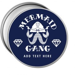 Mermaid Gang Bachelorette Tin Gift For Bridesmaids