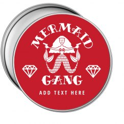 Cute Mermaid Gang Bridal Party Bridesmaid Gift