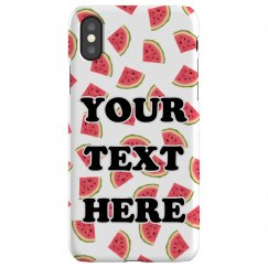 Cute Custom Watermelon's Pattern