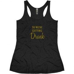 Drunk/Married Bachelorette