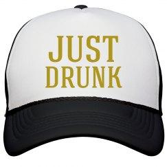 Just Drunk Bachelorette