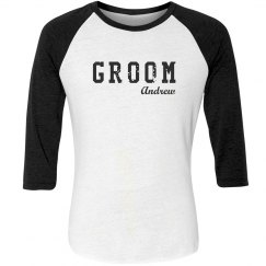 Groom To Be Distressed