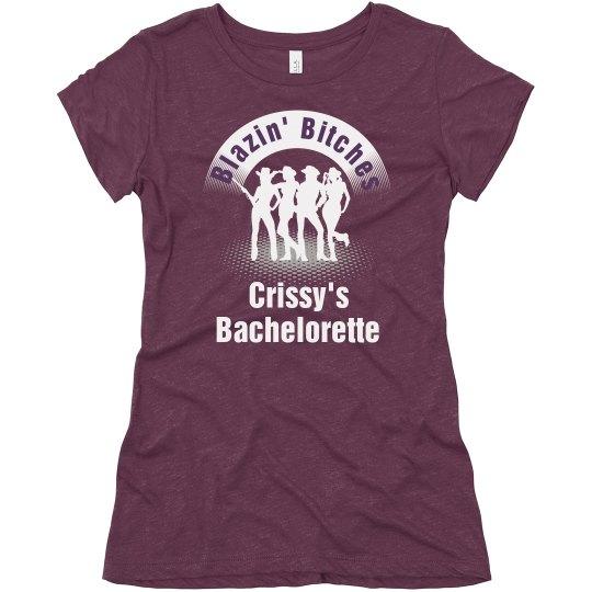 Blazin' Bachelorette Bash