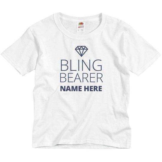 Bling Bearer Blue
